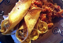 Recipes - Tex Mex Specialties / Mexican foods with a Texan flare