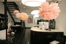 Favorite spaces at MISS FOX / Inside our MISS FOX wonderland...