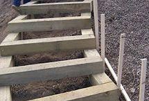 Garden Landscaping-Stairs / Garden-Stairs