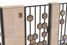 fences ideas garden gates