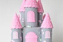 torta - zamok