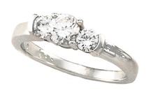 3-Stone Engagement Rings