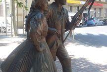 Statues originales du monde
