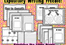 Procedural and Expository Text and Writing