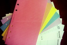 Planners and Filofax / Organizing, Day Planners and Planning tips / by Hey Donna