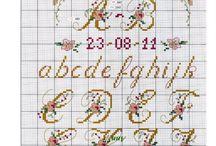 alphabet / by Irina Petrova