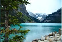 Places I'd Like to Go / Canada