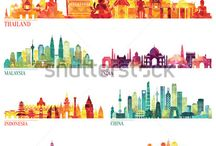 citys vector