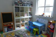 Play & Therapy room ideas