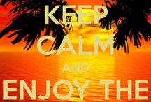 Keep Calm and ... / Keep calm and...