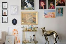 Gallery Wall Inspiration  / by Lisa Sutton