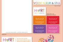 Logo's & huisstijlen by Le Chic Cards / Ontwerp van logo's en huisstijlen