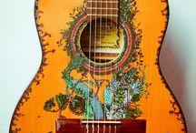 embellished string instruments
