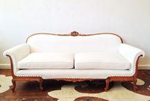 Sofás y sillas / by mariol rodoreda