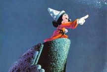 Fantasia Mickey ( sorcerer) / My favorite Mickey Mouse
