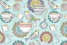 My Favorite Fabrics / by Amanda Gilds