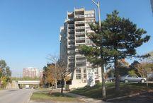 OAK HILL CONDOS / CENTRAL OAKVILLE - 20 Speers Road, Oakville, Ontario, Canada $170K to $250K