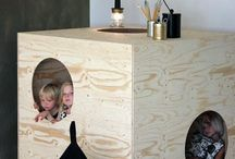 hiding place / perfect place for play and nap