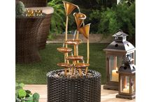 Wholesale Water Fountains, Garden & Home Decorations