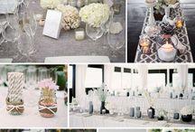 Contemporary Style Wedding