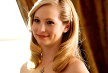 Caroline Forbes - Candice Accola / The Vampire Diaries