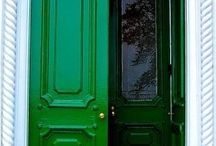 Door Color & Style Inspiration / by Design Style | Home Decor