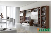 Kệ tivi - tủ tivi / Trong phòng khách kệ tivi là điểm nhấn đáng chú ý nhất trong thiết kế nội thất