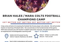 Offers / Various offers from MARA Colts Football