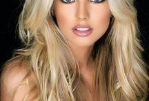 blond ženy