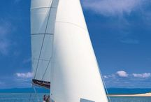 Sail away / Segeln und leben auf einem Catamaran