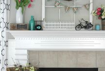 Decorate | Mantels / Ways to Decorate Your Mantel for all Seasons and Holidays. / by Leanne {Organize & Decorate}