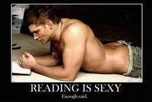 Leggere / Bei libri belle persone