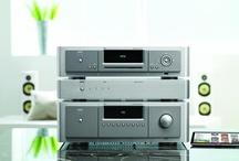 Equipos HI-FI y pantallas acústicas / Audio de alta fidelidad