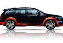 Audi Body kits / A range of body kits for Audi