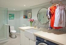 Laundry room / Laundry room bathroom