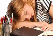 Narcolepsy / by Mary Stewie