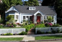 landscaping the front / by Kimberly Linhares
