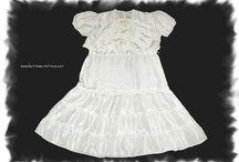 Vintage Children's Clothing / Vintage children's clothing - dresses, suits, and accessories.