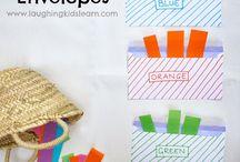 As Cores / Colours