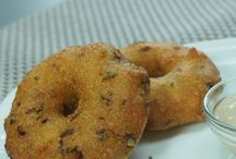 Crunchy Vada recipes / Enjoy evening with these crunchy vada recipes.