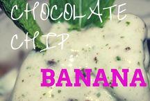Banana Ice Cream / nada beats nana ice cream!