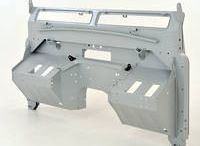 Pegasus New Bulkheads / Discover our brand new bulkheads for Land-Rover Series models. Made to the highest standard and replicate Rover's original specification.  / by Pegasus Parts