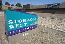 Airpark / Storage West Self Storage Airpark is a self-storage facility located in Scottsdale, Arizona.  13851 North 73rd Street, Scottsdale AZ 85260 480-991-5600