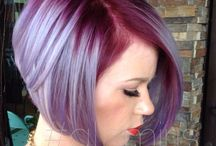 Hairstyle / No more boring hair. Get a new hairstyle! Be stylish, feel stylish!