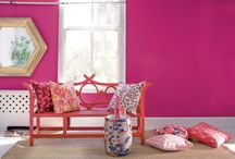 Pink Guest Room / by Tessa
