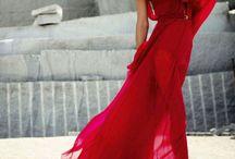 *red* / by Julie Ordoñez