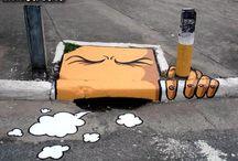 ART URBÀ / Fotos de  pintures   del carrer
