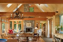 interior home finish ideas