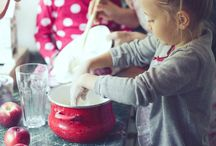 Kids cooking club / Recipes for kids