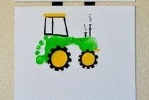 Tractores y palas